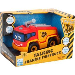 Golden Bear Primul meu JCB - Frankie cu sunete