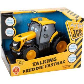 Golden Bear Primul meu JCB –  Freddie cu sunete