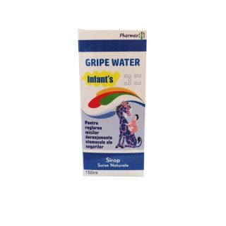 Gripe Water - Apa contra colicilor 150 ml Pharmex