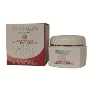 Herbagen Crema Balsam cu extract din melc