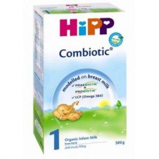 Hipp 1 Combiotic Lapte, de la nastere 300g
