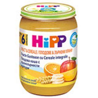 HiPP Fructe Gustoase cu Cereale Integrale