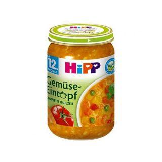Hipp Tocanita de legume 250g 12 luni+