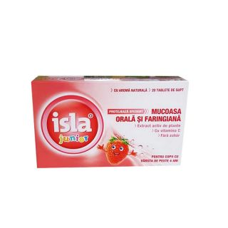 Isla Junior 20 tablete de supt