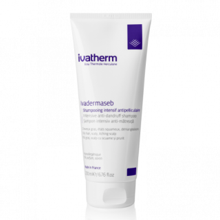 Ivatherm Ivadermaseb Sampon intensiv antimatreata 200ml