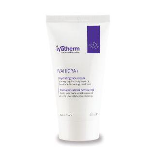 Ivatherm IVAHIDRA+ Crema hidratanta pentru fata 40 ml