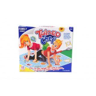 Joc Twister cu mancare