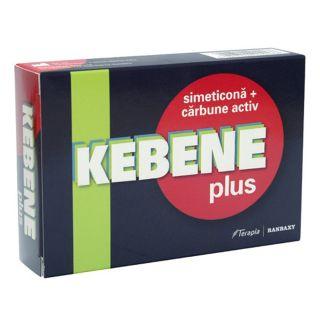 Kebene Plus 20 comprimate Terapia