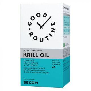 Krill Oil 60 capsule Good