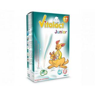 Vitalact Junior Lapte praf 400 g
