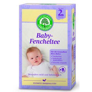 LEBENSBAUM – Ceai de Fenicul pentru bebelusi BIO 20 plicuri