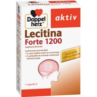 Lecitina Forte 1200 Doppelherz Aktiv