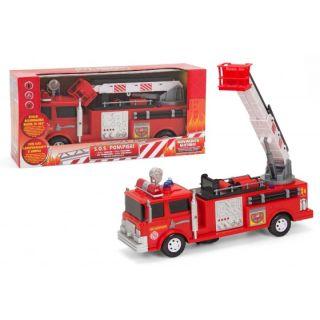 Masina de pompieri cu sunete si lumini GL37141