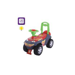 Masinuta Ride-On cu muzicuta si lumini Beberoyal 7600