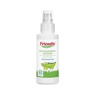 Detergent Spray jucarii si suprafete Friendly Organic