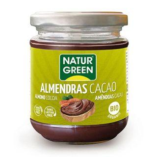 NaturGreen Crema Bio de Migdale si Cacao 200g