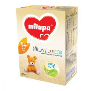 Milumil Junior 1+ Milupa - Lapte praf 600g