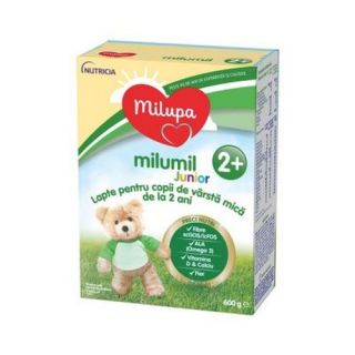 Milumil Junior 2+ Milupa - Lapte praf 600g