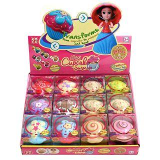 Papusica Briosa Cupcake Surprise Mini