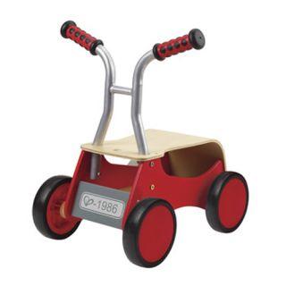 Hape - Mini masinuta din lemn