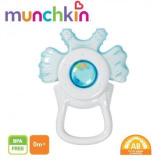 Munchkin Jucarie de dentitie cu vibratii 3 in 1