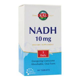 NADH 10 mg Secom