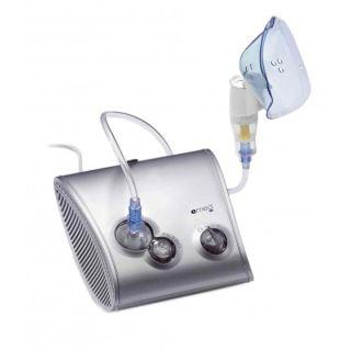 Nebulizator cu piston Emed A440 aparat aerosoli pentru copii si adulti solaris-EMA440