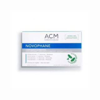 Novophane Par si Unghii 60 capsule ACM