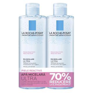 Oferta La Roche-Posay Apa micelara Ultra piele reactiva
