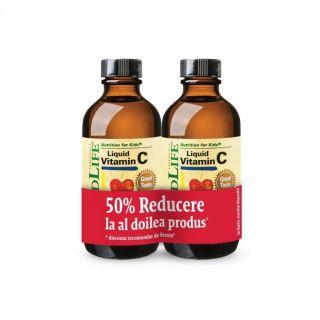 Oferta Secom Vitamin C (copii) 118 ml Childlife Essentials