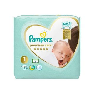 Pampers Premium Care marimea 1 (2- 5 kg)