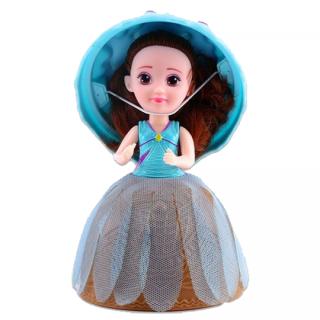 Papusica Briosa Cupcake Surprise Inghetata