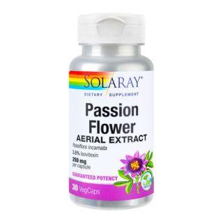 Passion Flower (Floarea-pasiunii) 30 capsule Secom