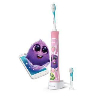 Periuta de dinti electrica pentru copii Philips Sonicare HX6352/42