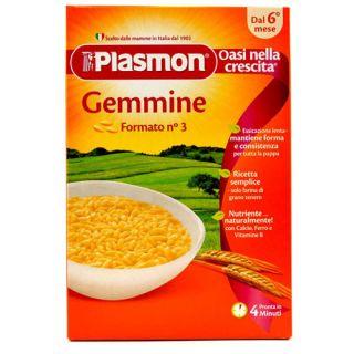 Plasmon – Paste Gemmine, 340 g (de la 6 luni)
