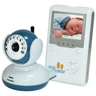 PNI Video Baby Monitor B2500 ecran 2.4 inch wireless