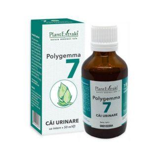 Polygemma 7 Cai urinare PlantExtrakt 50ml
