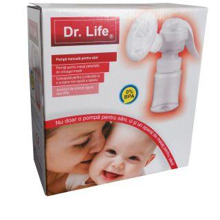Pompa manuala pentru san Dr.Life