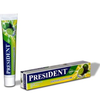 President Junior  Pasta de Dinti 6 Ani