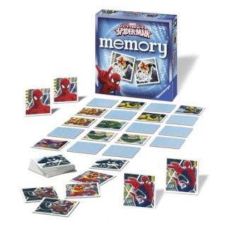 Jocul Memoriei Spiderman Ravensburger