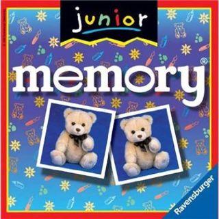 Jocul Memoriei - Junior Ravensburger