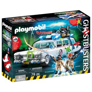 Playmobil Vehicul Ecto-1 Ghostbuster PM9220