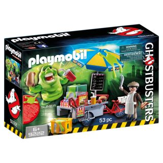 Playmobil Slimmer si Stand de Hot Dog PM9222