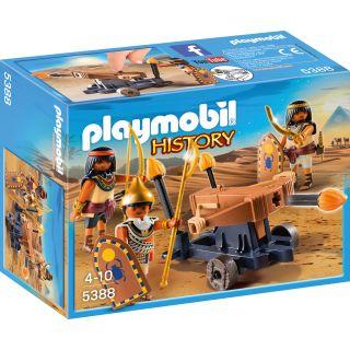 Soldati Egipteni Cu Balista PM5388