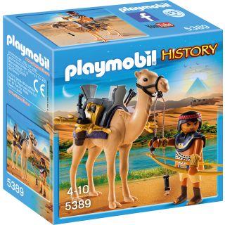 Razboinic Egiptean Cu Camila PM5389