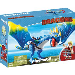 Playmobil Dragons Astrid si Stormfly PM9247