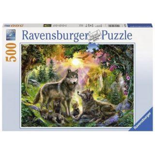 Puzzle pentru adulti Ravensburger 500 piese