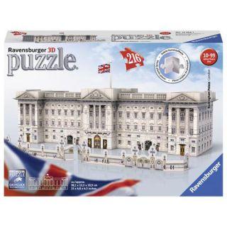 Puzzle 3D Palatul Buckingham 216 piese Ravensburger
