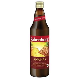 Suc BIO de Ananas 750 ml Rabenhorst