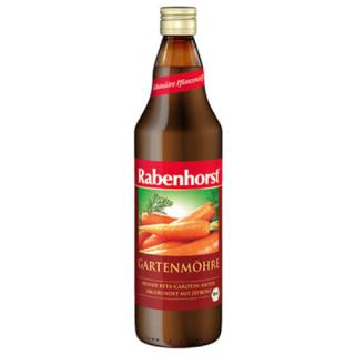 Suc BIO din Morcovi de Gradina 750 ml Rabenhorst